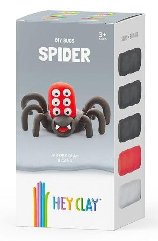 Hey Clay Kreativní modelovací sada - Pavouk [HRAČKA]